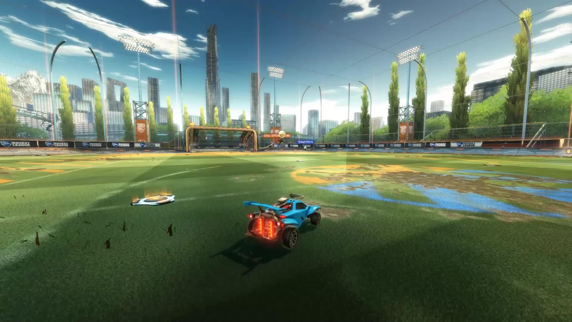 rocket league, Goal GIFs