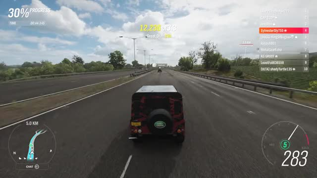 Watch and share Forza Horizon 4 2019.12.07 - 05.11.42.122.DVR GIFs by slypai on Gfycat