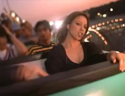 Watch and share Rollercoaster GIFs and Mariah Carey GIFs on Gfycat