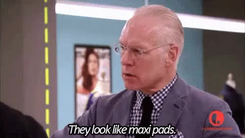 Watch and share Project Runway GIFs and Tim Gunn GIFs on Gfycat