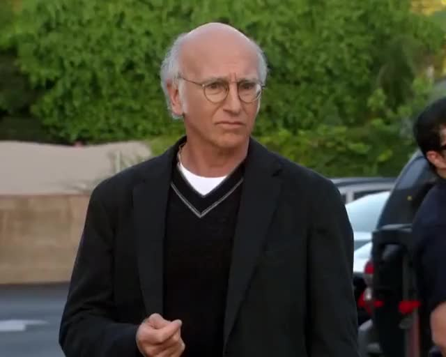 Watch and share Larry David GIFs by George Rios on Gfycat