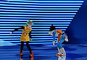Watch and share Dragon Ball Z Gif GIFs and Vegeta X Bulma GIFs on Gfycat
