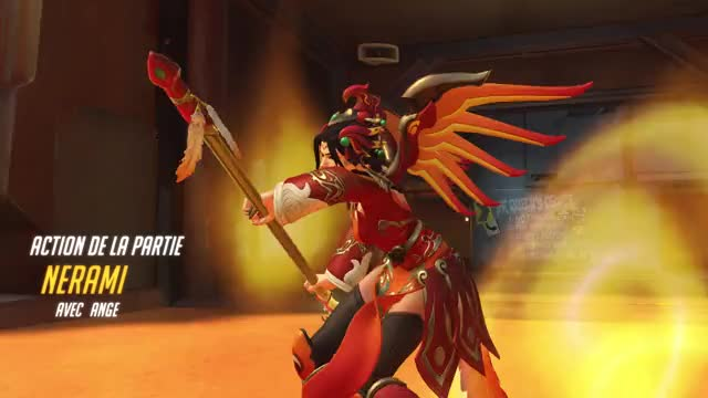 Watch and share Overwatch GIFs and Mercy GIFs by nerami on Gfycat
