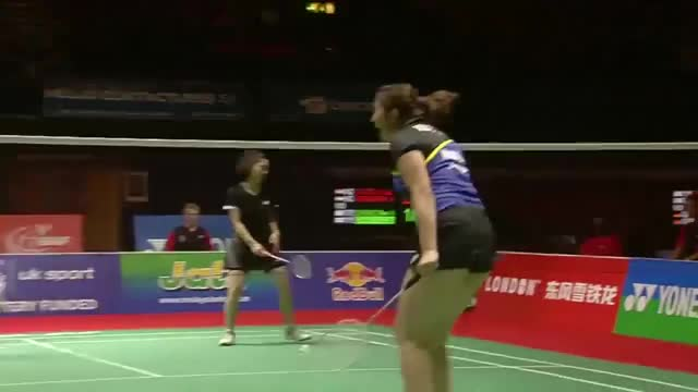 Watch this badminton GIF on Gfycat. Discover more badminton, bwf, osim bwf world superseries, sports, victory, winning GIFs on Gfycat