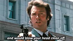 Watch and share Dirty Harry GIFs on Gfycat