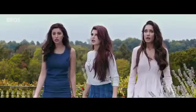 Watch and share Jacqueline, Nargis & Lisa Have A Boyfriend | Housefull 3 | Movie Scene GIFs on Gfycat