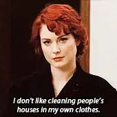 Watch and share Moira O'hara GIFs and Murder House GIFs on Gfycat