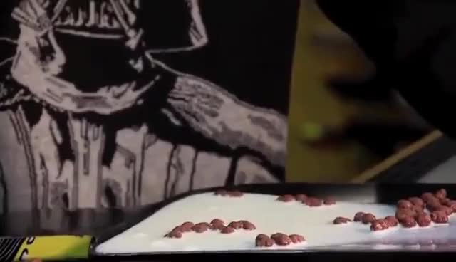 longboard, Mobo cereal test GIFs