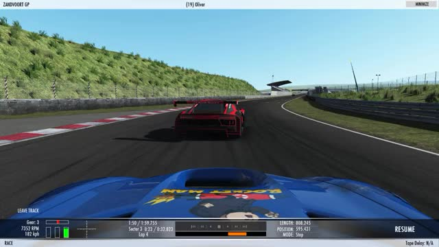 Watch and share RFactor 2(rFactor2.exe) 2019.01.26 - 21.34.03.01 GIFs on Gfycat