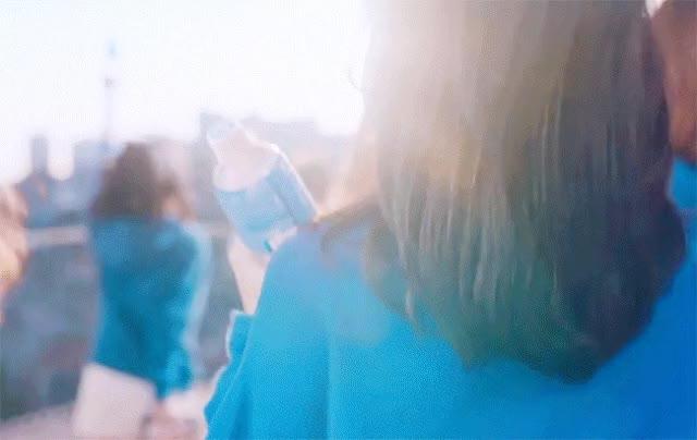 Watch and share 뒤돌아보기 장인 트와이스 미나 GIFs on Gfycat