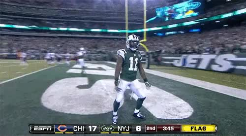 Watch and share Jeremy Kerley Touchdown Dance GIFs on Gfycat