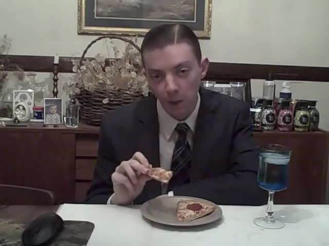 Watch and share TONY'S Pizzeria Style Pepperoni Pizza - Food Review GIFs on Gfycat