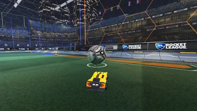 Watch and share Flip Reset Double Touch GIFs by Shimmy on Gfycat