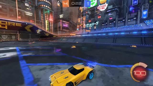 Watch and share Rocket League GIFs by tufftobeat on Gfycat