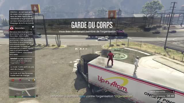 Watch Fight GIF by Gamer DVR (@xboxdvr) on Gfycat. Discover more GrandTheftAutoV, ZeBouchon 2, xbox, xbox dvr, xbox one GIFs on Gfycat