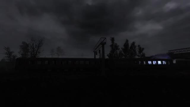 S.T.A.L.K.E.R: Anomaly in the train