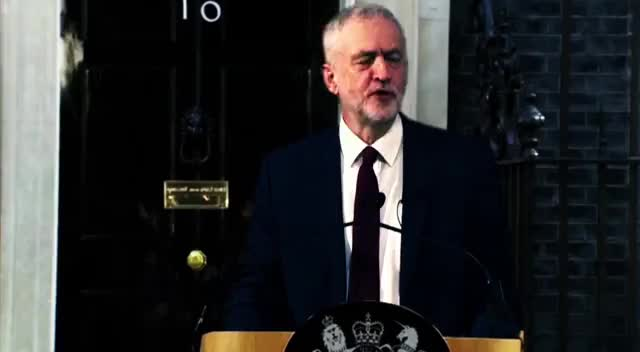 Watch and share Jeremy Bernard Corbyn 'What Was Done' *HQ Official* GIFs on Gfycat