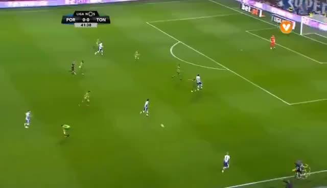 Watch and share FC Porto X Tondela: Penálti Sobre Soares? GIFs on Gfycat