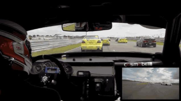 Race Car Drivers GIFs