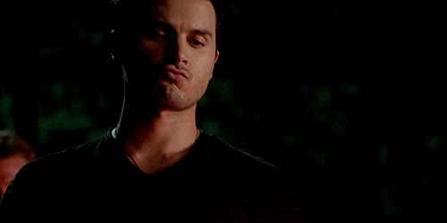 Watch and share Enzo -The Vampire Diaries Wallpaper Called Enzo - Gifs GIFs on Gfycat