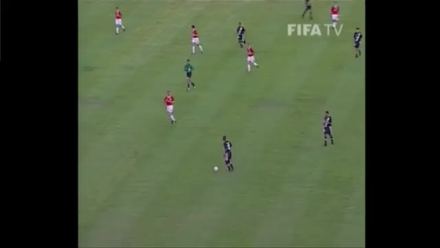 Watch and share Edmundo Goal Manchester United GIFs on Gfycat