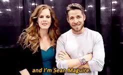 Watch and share Ever After Con GIFs and Rebecca Mader GIFs on Gfycat