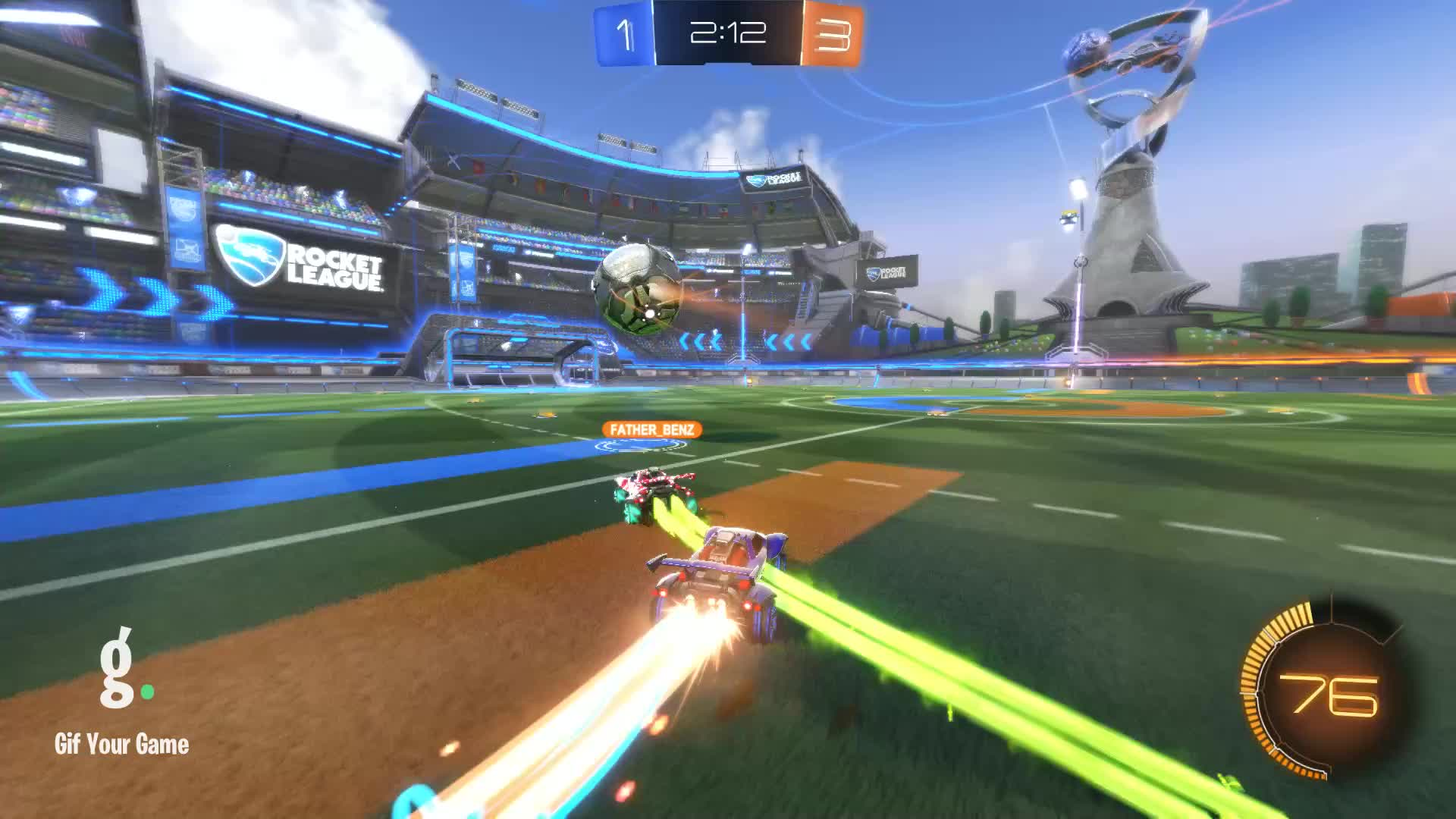BRCamy, Gif Your Game, GifYourGame, Rocket League, RocketLeague, Save, Save 3: BRCamy GIFs