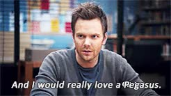 Watch and share Joel Mchale GIFs and Jeff Winger GIFs on Gfycat