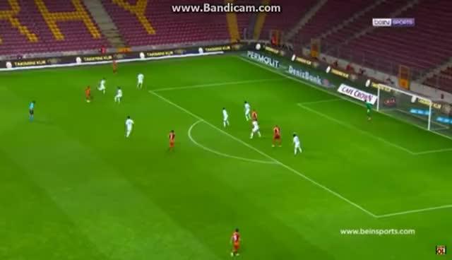 Watch and share Galatasaray 1 Kasımpaşa 3 Sneijder Enfes  Gol GIFs on Gfycat