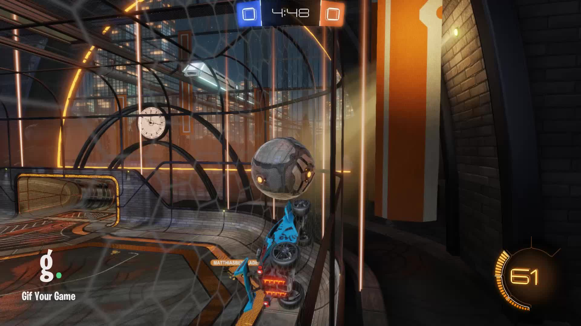 Gif Your Game, GifYourGame, Rocket League, RocketLeague, datboi | CLS, Goal 1: datboi | CLS GIFs