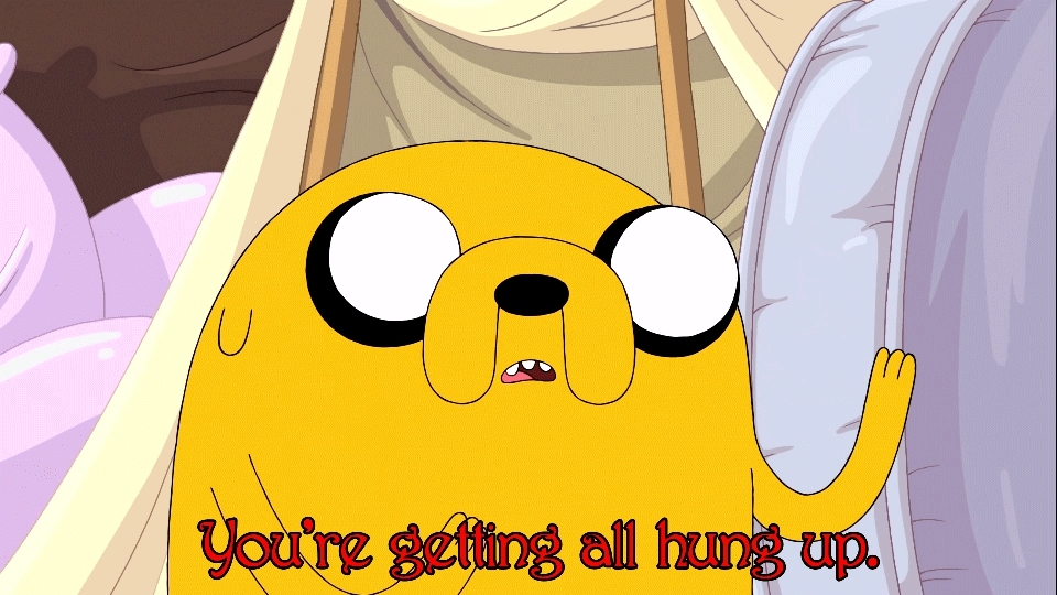 NoStupidQuestions, nostupidquestions, post adventure time jake the dog yo jLYA GIFs