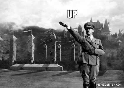 Watch and share Wizard Hitler GIFs on Gfycat