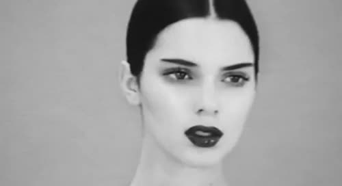 Watch and share Kendall Jenner GIFs and Dazed Magazine GIFs on Gfycat