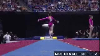 Watch McKayla Maroney 2012 vault GIF on Gfycat. Discover more related GIFs on Gfycat
