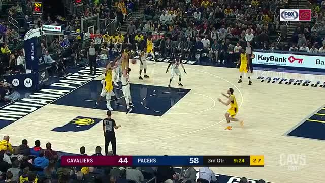 Watch and share Cleveland Cavaliers GIFs and Indiana Pacers GIFs on Gfycat