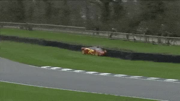 Watch and share GTR Crash GIFs on Gfycat