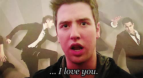 Watch and share Logan Henderson GIFs on Gfycat