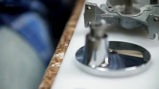 Watch and share Part Of The Drive Gear For The Kenwood Chef Mixer Slides Into Its Housing Smooth And Perfect (reddit) GIFs on Gfycat