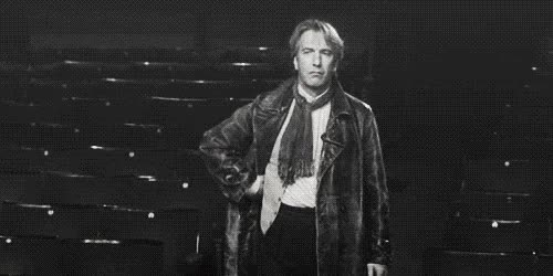 Watch Alan Rickman GIF on Gfycat. Discover more related GIFs on Gfycat