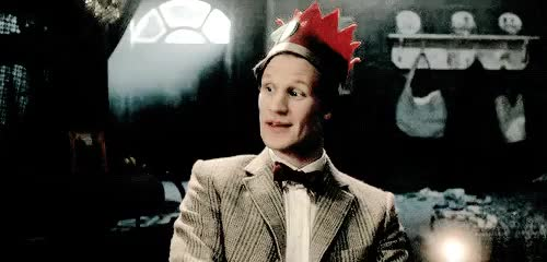 Watch christmas countdown with doctor who     7 days until christm GIF on Gfycat. Discover more Matt Smith, a christmas carol, doctor who, dwcc, dwedit, eleven, elevenedit, eleventh doctor, msedit, myedit GIFs on Gfycat