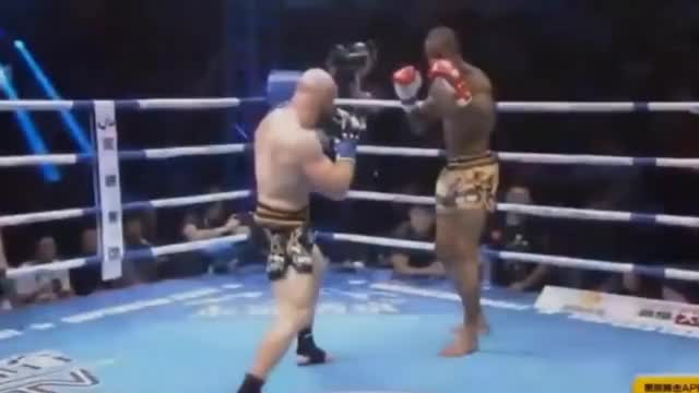 Watch this mixed martial arts GIF on Gfycat. Discover more All Tags, Greatest, Invincible, KO, Kickboxing, Staredown, Top, all tags, boxer, boxing, filmtheory, greatest, invincible, kickboxing, knockouts, ko, mixed martial arts, mma, moments, staredown, top, ufc GIFs on Gfycat