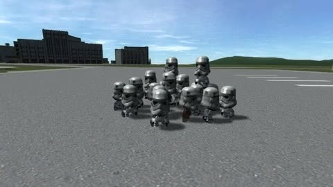 Watch TrooperTraining GIF by @swdennis on Gfycat. Discover more kerbalspaceprogram GIFs on Gfycat