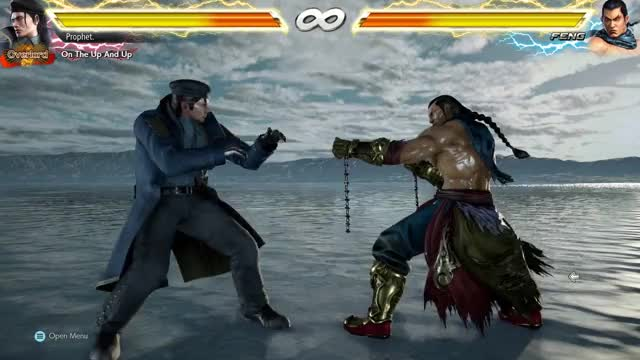 Watch and share Tekken Primers GIFs on Gfycat