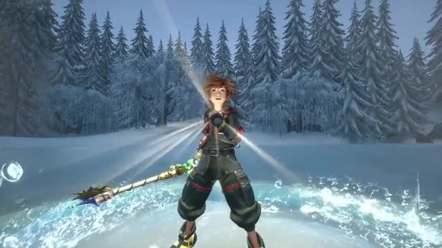 Watch Ariel summon GIF by CrowKnow (@crowknow) on Gfycat. Discover more Disney, FINAL FANTASY, KH, KH3, KINGDOM HEARTS III, Square Enix, Xbox, Xbox One, Xbox360, xbox 360 GIFs on Gfycat