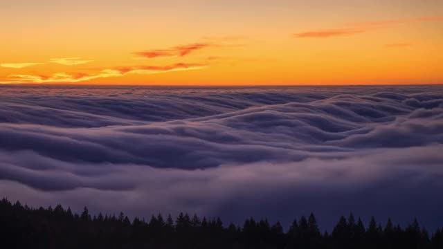 Watch and share SunsetFog-MtTam NimiaRM 4K 617008 1080 HD ZH-CN GIFs on Gfycat