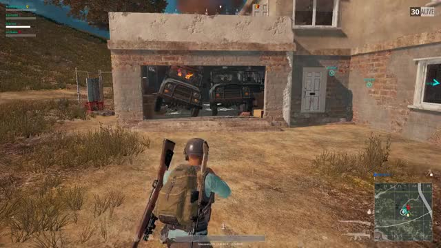 Watch and share PLAYERUNKNOWN'S BATTLEGROUNDS 10.20.2017 - 23.26.27.13.DVR.mp4 GIFs on Gfycat