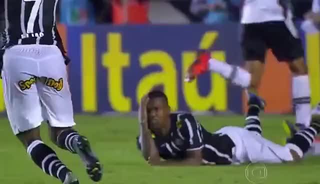 Watch and share Corinthians GIFs and Patada GIFs on Gfycat