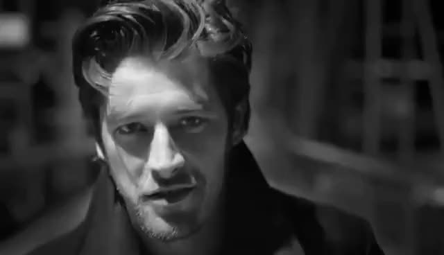 Watch and share YSL - Pub TV La Nuit De L'Homme 2015 Avec Vinnie Woolston GIFs on Gfycat
