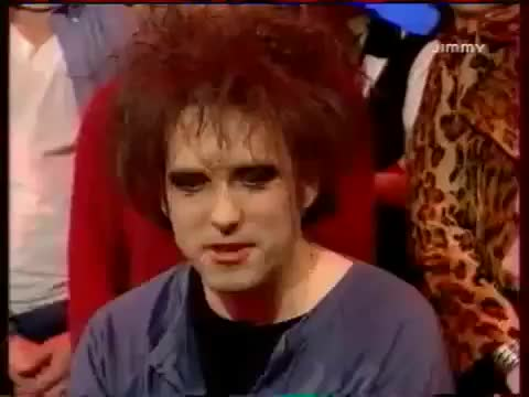 Watch and share Robert James Smith GIFs and Jools Holland GIFs by nobbydribbleplop on Gfycat
