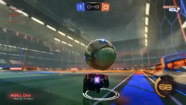 Watch and share Rocket League GIFs by slidey_moments on Gfycat